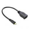 HDMI to Micro HDMI Adapter Cable - Male to Female